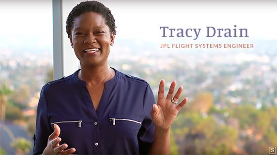 Tracy Drain