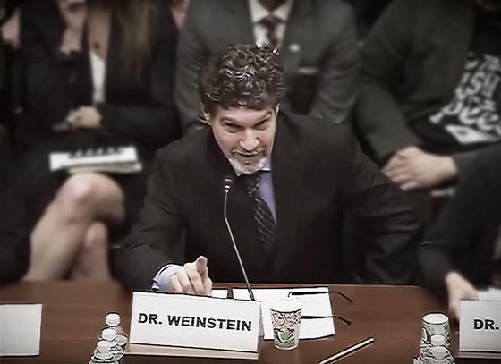 Oppression Disguised as Equity, Testimony of Bret S. Weinstein, United States House of Representatives, May 22, 2018 (https://youtu.be/uRIKJCKWla4)
