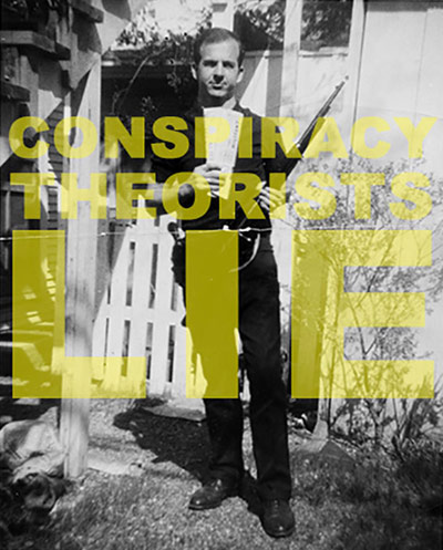 Conspiracy Theorists Lie (film cover)