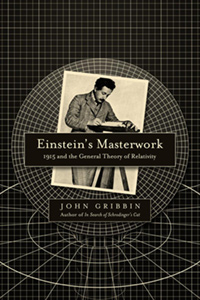 Einstein's Masterwork: 1915 and the General Theory of Relativity (book cover)