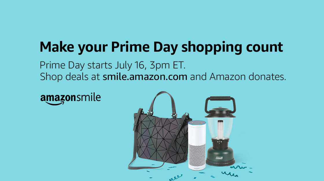 Make your Amazon Prime Day Shopping Count!