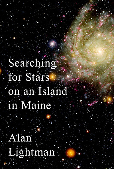 earching for Stars on an Island in Maine (book cover)