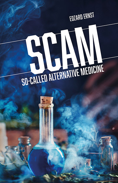 SCAM: So-Called Alternative Medicine (book cover)