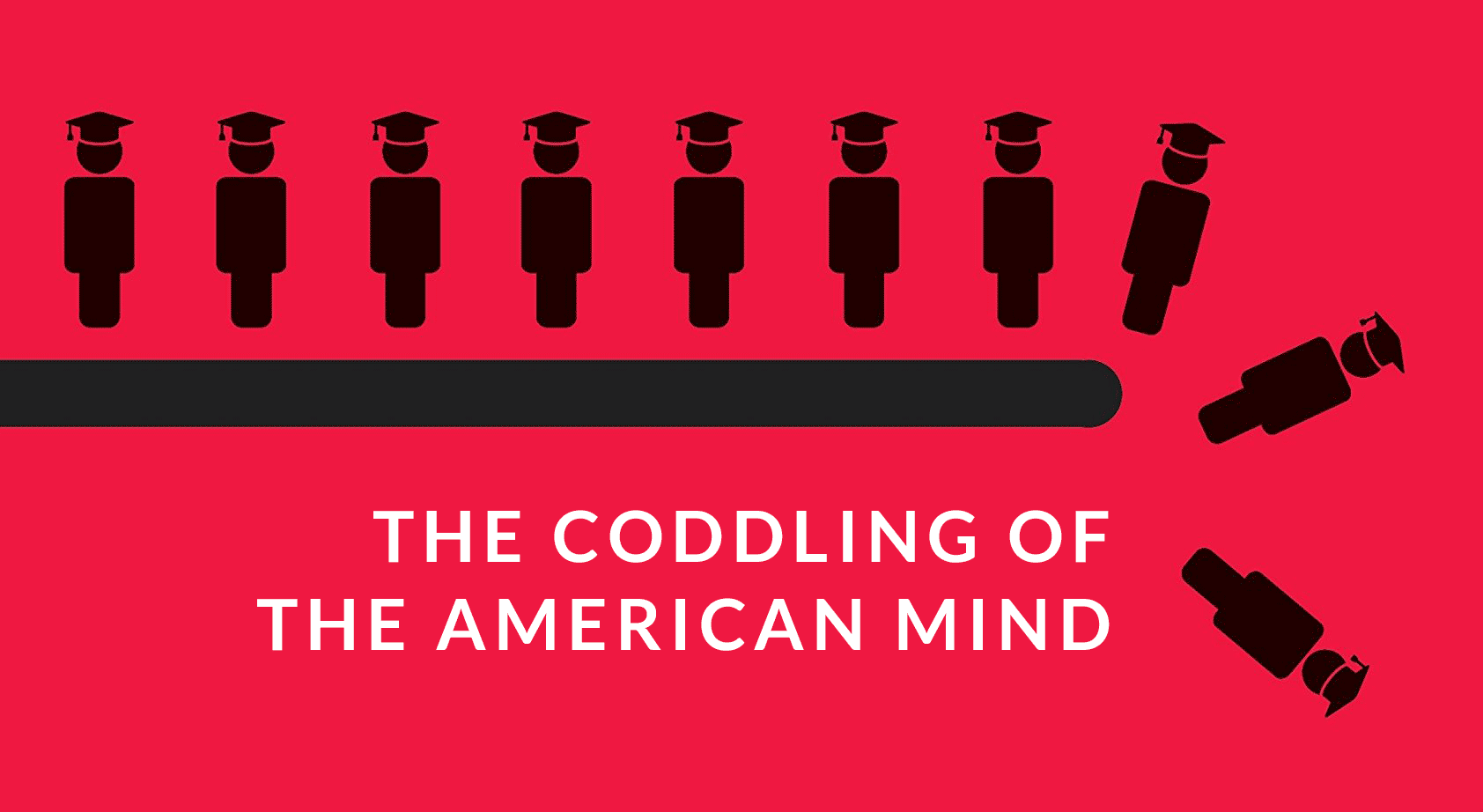 The Coddling of the American Mind (book cover details)