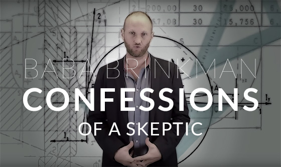 Baba Brinkman Confessions of a Skeptic
