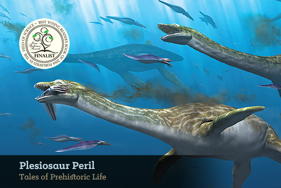 Save 25% on Daniel Loxton's Plesiosaur Peril