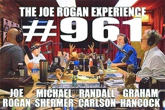 The Joe Rogan Experience # 961