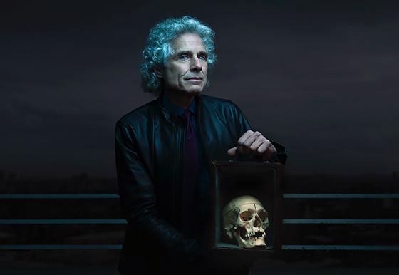 Steven Pinker (photo credit: Jeremy Danger www.jeremydanger.com)