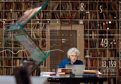 Steven Pinker in The Violence Paradox