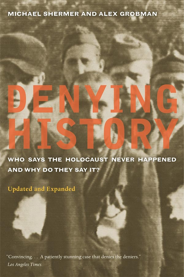 Denying History (book)