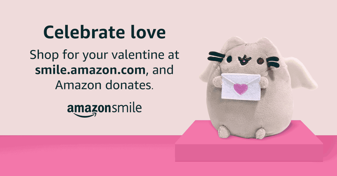 You can make a difference when you shop at smile.amazon.com