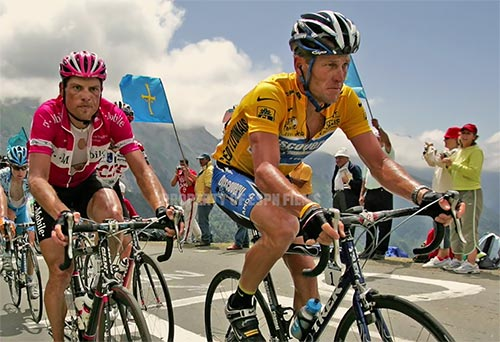Lance Armstrong (Jan 1)