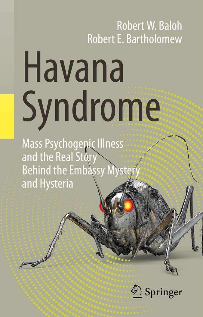Havana Syndrome (book cover)