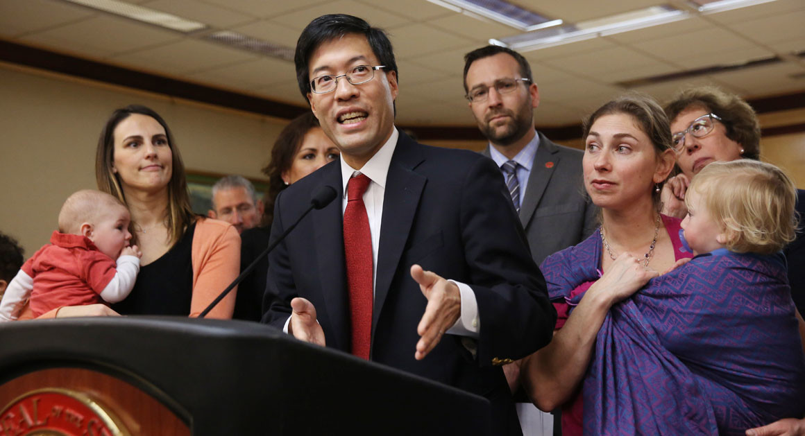 California Senator Richard Pan (photo)