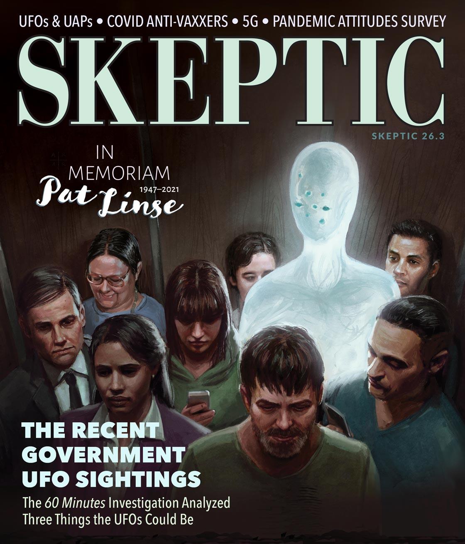 Skeptic Magazine 26.3 (2021)