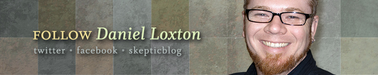 Follow Daniel Loxton on twitter, facebook, and skepticblog.