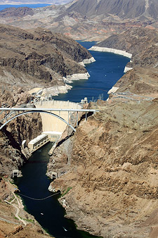 Hoover Dam (photo by Michael Shermer)