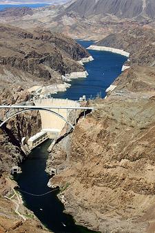Hoover Dam (photo by Michael Shermer)