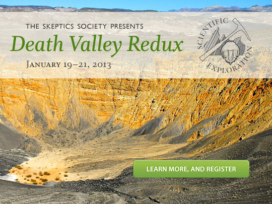 Death Valley Redux (January 19-21, 2013)