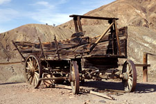Calico Antique Wagon (photo by Ed Pastor)