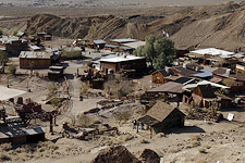 Calico Ghost Town (photo by Ed Pastor)