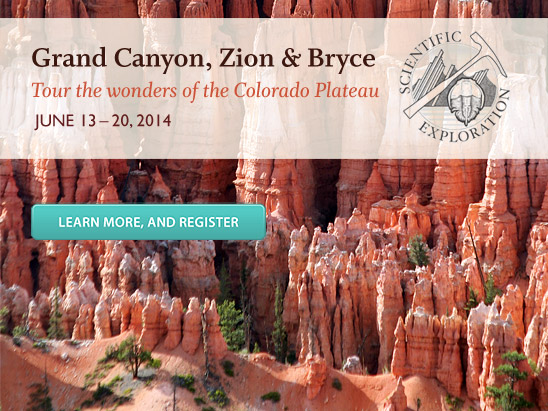 The Skeptics Society Presents: Grand Canyon, Zion and Bryce (June 13-20, 2014)