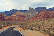 Mojave Desert Landscape (photo by David Patton)