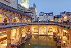 Roman Baths at Avon