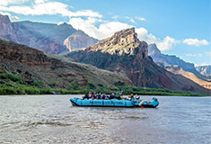 Grand Canyon River Rafting Tour (photo)