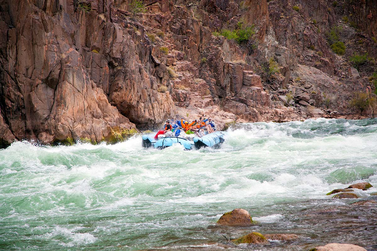 Grand Canyon River Rafting Tours