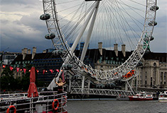 The London Eye (photo by David Patton)