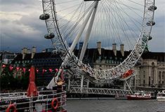 The London Eye (photo by David Patton)