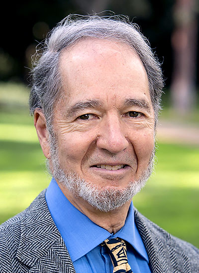 Jared Diamond (photo by Reed Hutchinson)