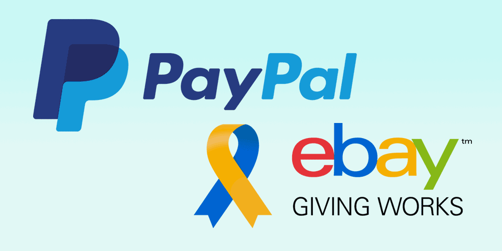 PayPal and eBay Giving