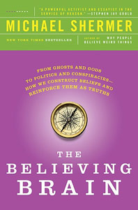 The Believing Brain (paperback cover)
