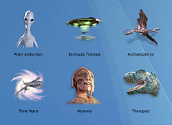 Junior Skeptic icons banner