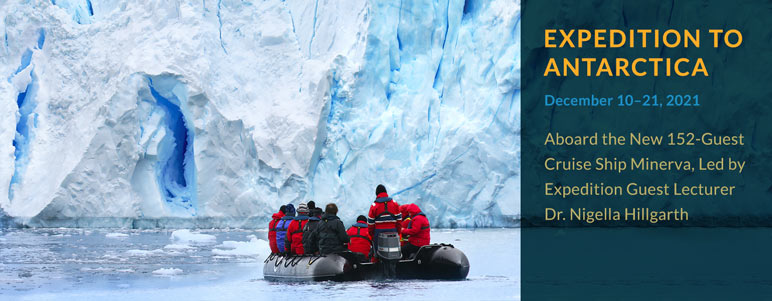Expedition to Antarctica (Dec 2021)