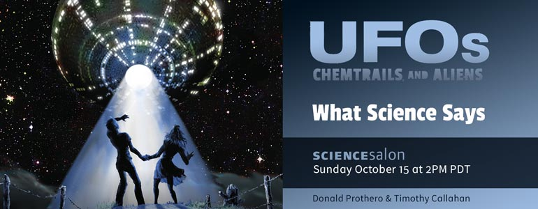 Watch the Live Stream of Science Salon # 15 Sunday October 15, 2017 at 2PM PDT