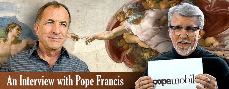 Skeptic Presents: Michael Shermer Interviews Pope Francis