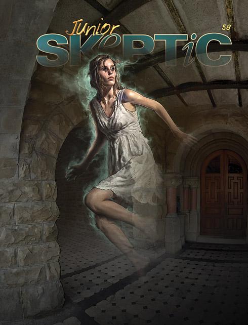 Junior Skeptic # 58 (cover)