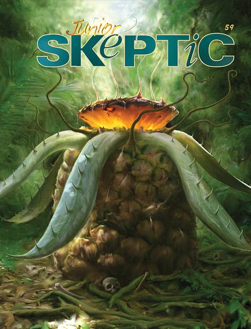 Junior Skeptic # 59 (cover)