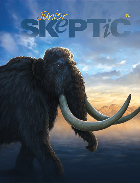 Junior Skeptic # 60 (cover)