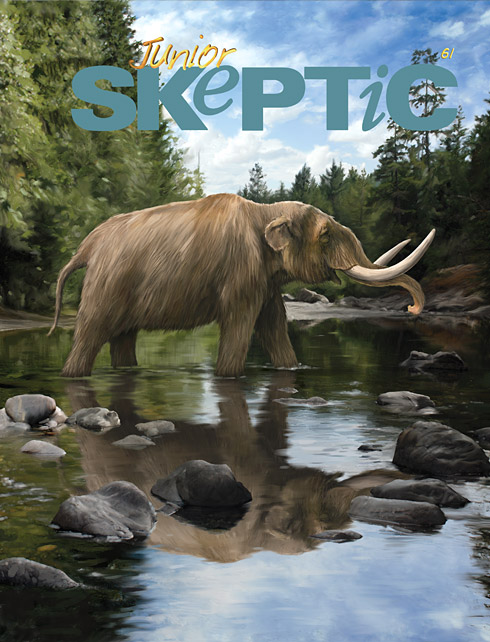 Junior Skeptic # 61 (cover)