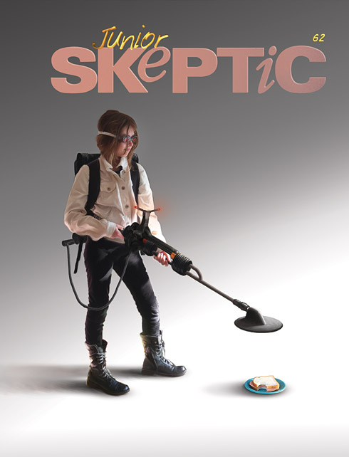 Junior Skeptic # 62 (cover)