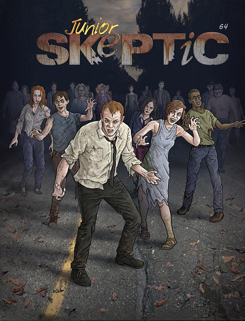 Junior Skeptic # 64 (cover)