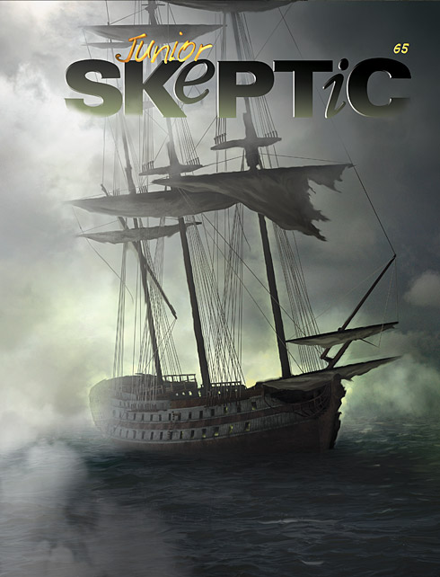 Junior Skeptic # 65 (cover)