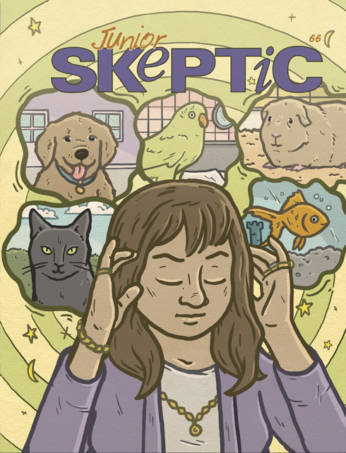 Junior Skeptic # 66 (cover)