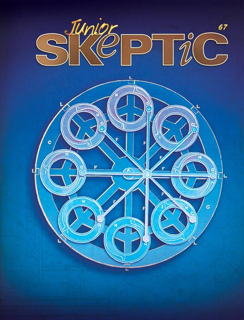 Junior Skeptic # 67 (cover)