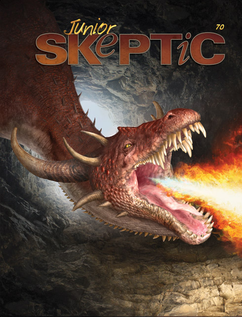 Junior Skeptic # 70 (cover)