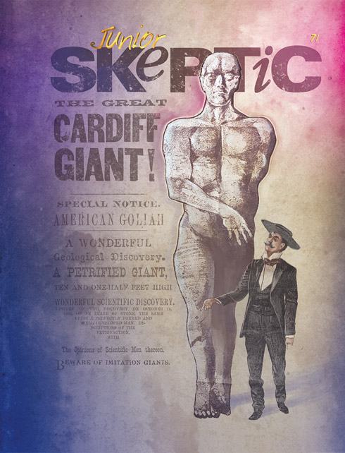 Junior Skeptic # 71 (cover)
